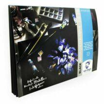 Royal Talens - Van Gogh akvarelltömb, fekete, 360g, A4