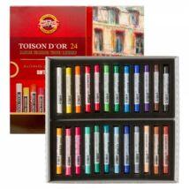Koh-i-Noor Toison d'Or 24 darabos porpasztell készlet