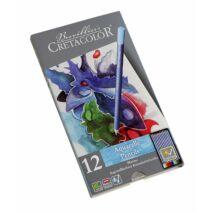 Cretacolor Marino 12 db-os akvarellceruza készlet