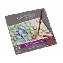 Cretacolor Karmina 24 db-os klasszikus színes ceruza készlet