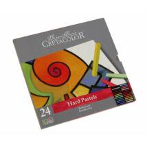 Cretacolor 24 db-os pasztellkréta készlet / Hard Pastels