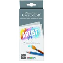 Cretacolor Artist Studio 12 db-os akvarellceruza készlet