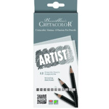Cretacolor Artist Studio 12 db-os grafitceruza készlet