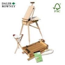 Daler-Rowney Cornwall Field Easel hordozható, tábori festőállvány