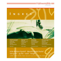 Hahnemühle Ingres Mould made pasztel papír tömb 100  g/m²