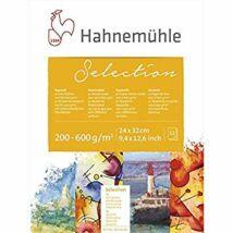 Hahnemühle Selection akvarell válogatás tömb