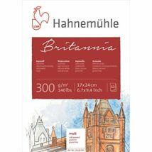 Hahnemühle Britannia matt blokk 300 g/m²