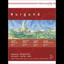 Hahnemühle Burgund rough blokk 250 g/m²
