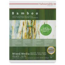 Hahnemühle Bamboo bambuszkeverék tömb 265 g/m2