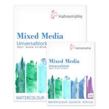 Hahnemühle Mixed Media univerzális festőtömb 310 g/m², 25 lap