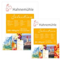 Hahnemühle Selection válogatás akvarell tömb előnézeti képe