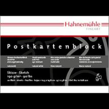 Hahnemühle képeslaptömb 190 g/m²