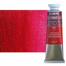 Lukas 1862 olaj 0071 quinacridone-vörös (Quinacridone Red)