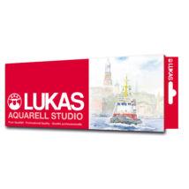 Lukas Aquarell Studio készlet 12 × 12 ml tubusban
