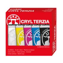 Lukas Cryl Terzia alapszínek készlet 5 × 125 ml