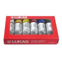 Lukas Cryl Pastos Készlet 6 × 37 ml