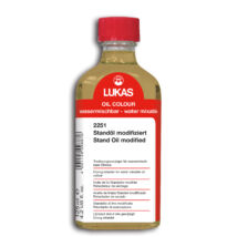 Lukas Berlin módosított stand olaj (száradáslassító)