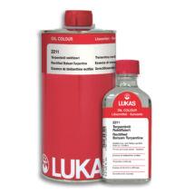 Lukas többszörösen tisztított balzsamterpentin