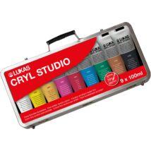 Lukas Cryl Studio készlet 9 × 100 ml