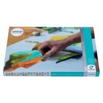 Royal Talens - Van Gogh 48 darabos porpasztell krétakészlet - tájkép válogatás