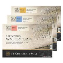 Saunders Waterford akvarelltömb 300 g (mould-made)