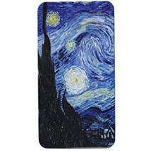 Ali 20 darabos fém akvarell szilketartó Van Gogh - Csillagos éj