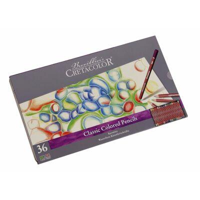 Cretacolor Karmina 36 db-os klasszikus színes ceruza készlet
