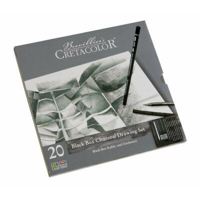 Cretacolor Black Box 20 db-os rajzkészlet