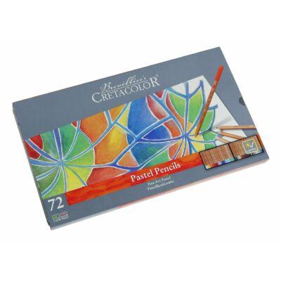 Cretacolor Pastel Pencils 72 db-os pasztellceruza készlet