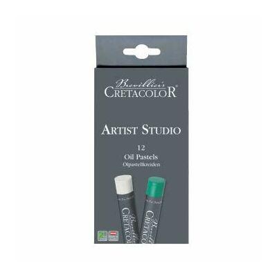 Cretacolor Artist Studio 12 db-os olajpasztell készlet
