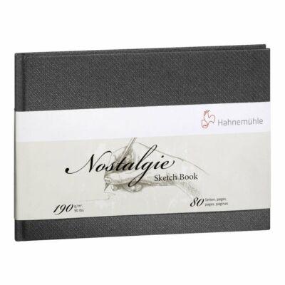 Hahnemühle Nosztalgia skicc könyv190 g/m²