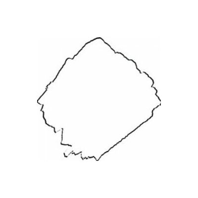 Koh-i-Noor rajztus fehér