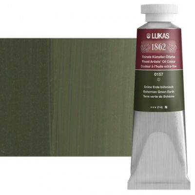 Lukas 1862 olaj 0157 bohém zöldföld (Bohemian Green Earth)