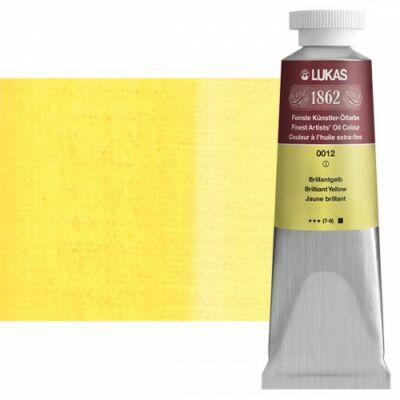 Lukas 1862 olaj 0012 csillogó sárga (Brilliant Yellow)
