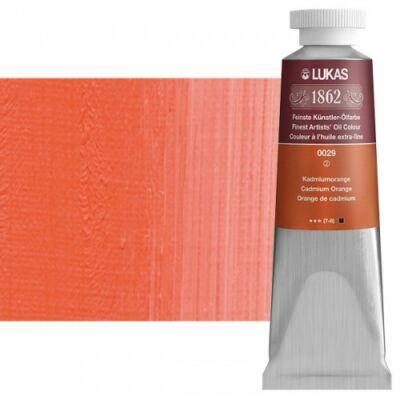 Lukas 1862 olaj 0029 kadmiumnarancs (Cadmium Orange)