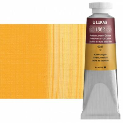 Lukas 1862 olaj 0027 kadmiumsárga (Cadmium Yellow)