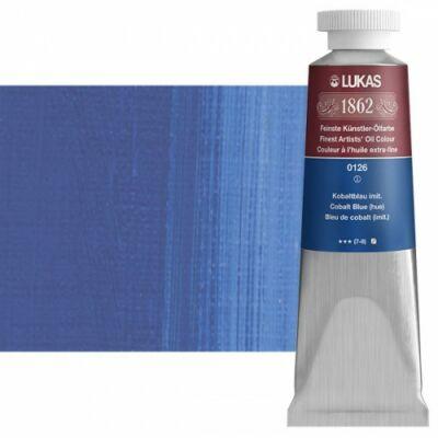 Lukas 1862 olaj 0126 kobaltkék árnyalat (Cobalt Blue hue)