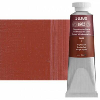 Lukas 1862 olaj 0054 angol vörös (English Red)