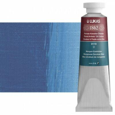 Lukas 1862 olaj 0119 mangánkék (Manganese Cerulean Blue)