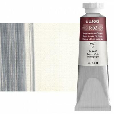Lukas 1862 olaj 0007 fedőfehér (Opaque White)