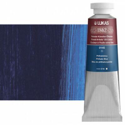 Lukas 1862 olaj 0145 ftalokék (Phthalo Blue)