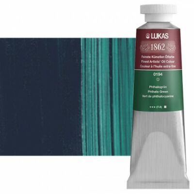 Lukas 1862 olaj 0194 ftalozöld (Phthalo Green)