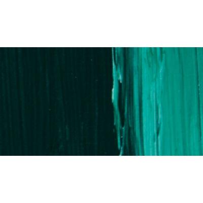 Lukas Berlin olaj 0654 króm-oxid-zöld tüzes árnyalat (Viridian hue Phthalo)